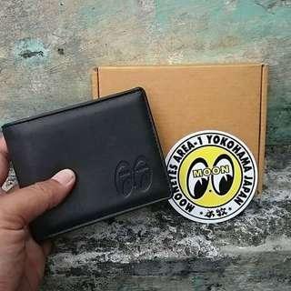 Dompet Mooneyes wallet ori