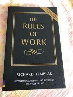 The Rules of Work by Richard Templar #1212