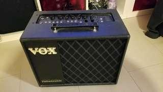 Vox VT20x guitar amp with effects