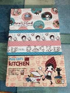 Pura Girl Organiser / Schedule Planner #1212