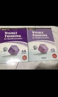 BN P4 Math assessment books