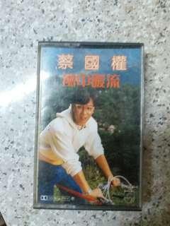 蔡國權 (風中暖流 錄音帶)