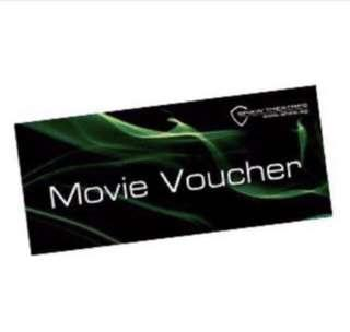 Trade/Sell shaw movie voucher