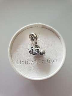 📣Year End Sales! Pandora Gondola Crystal Cubic Zirconia Dangle Charm 791143