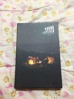 [CLEAR STOCK] BTS 화양연화 YOUNG FOREVER (NIGHT VERSION)