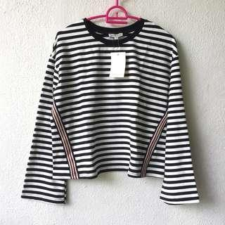 BNWT Padini Striped Top