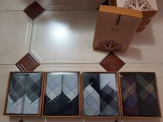 🚚 Men Tailored Handkerchiefs