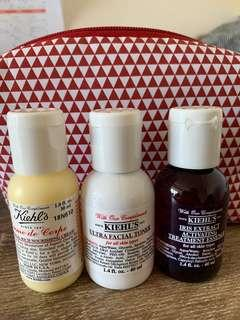Travel size kiehls