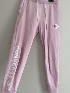 Cute converse trackpants
