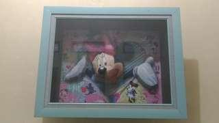 """Puzzle 3D Minnie Mouse Disney"""