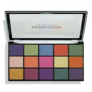 READY STOCK MAKEUP REVOLUTION PASSIONS FOR COLOR