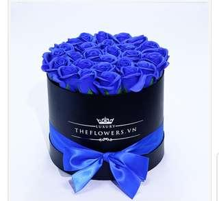 Lasting rose in box, best gift for your LOVE