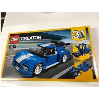 Lego Creator 3-in-1 Turbo Track Racer