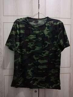 Brand new army tops