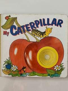 My caterpillar book (suitable for 3-6 years old)