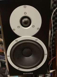 Dynaudio excite 14 with matching center