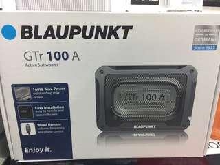 BLAUPUNKT 160watt Active Sub woofer !! Now promotion end year !!