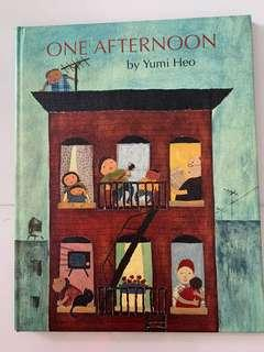 Preschool story book - One afternoon by Yumi Heo
