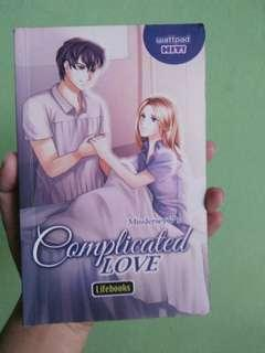 Complicated Love by MissJersey17's