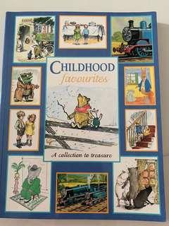 Childhood favorite book - 295 pages with 10 stories