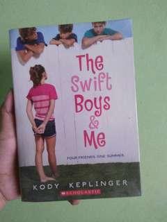 The Swift Boys and Me by Kody Kiplinger