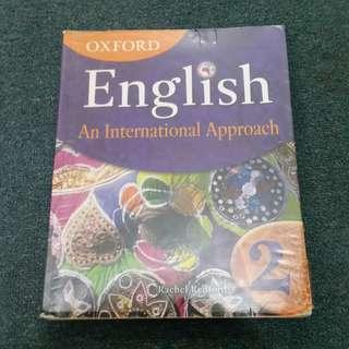 OXFORD ENGLISH AN INTERNATIONAL APPROACH BOOK 2