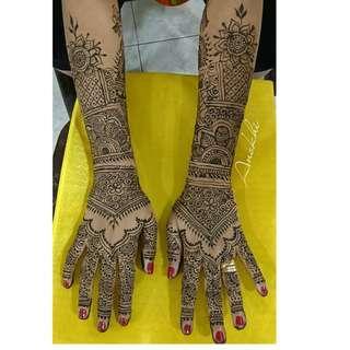 Bridal Henna - Anokhi