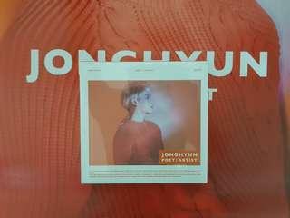 [INSTOCK] Jonghyun - poet I