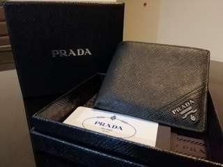 Genuine Prada Wallet