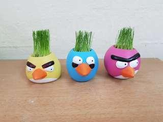 Grass hair toy for gift.