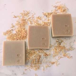 金盞花舒緩皂