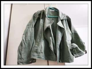 牛仔 女裝少女新款  外套