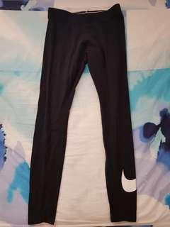 Nike Jersey Tights Size S/8 (fits 6-8)