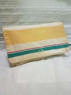 Ralph Lauren Canvas Clutch (Original)
