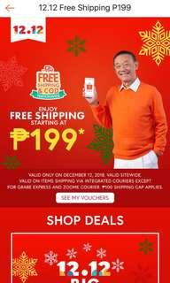 Shop at Shopee now to get Free Shipping!