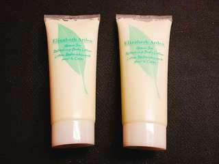 Elizabeth Arden green tea lotion