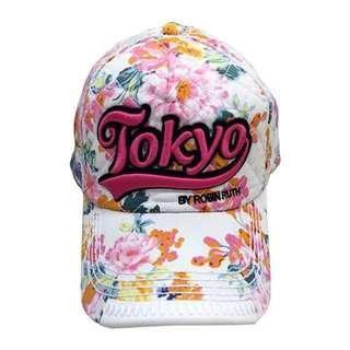 Robin Ruth Tokyo Flower Cap