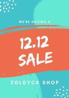 Yeay Promo 12.12 nih!!!! 😱