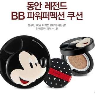 The face shop BB Power Perfection Cushion Disney Mickey