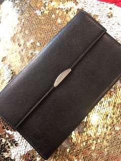 Vintage black NINA RICCI Wallet