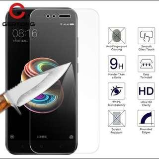 Tempered Glass protector for Xiaomi A1 5X
