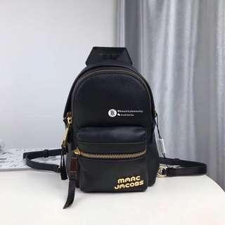 Marc Jacobs Trek Pack Leather Mini Backpack