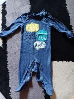 [babies/kids] F&F Baby Sleepsuit
