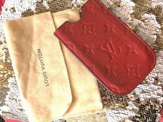 Authentic Louis Vuitton Phone Holder Accessory