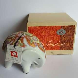 Beautiful Handmade Elephant Piggy Bank (NEW)