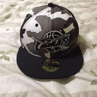 New Era NBA迷彩騎士帽