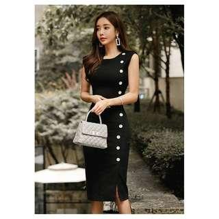 GSS549X Dress .(instock)