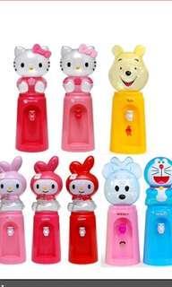 Cartoon water dispenser