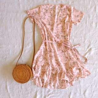 Anne Ruffled Dress