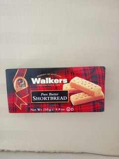QUICK SALE🎄 🍪 Walker's Pure Butter Shortbread, 250g